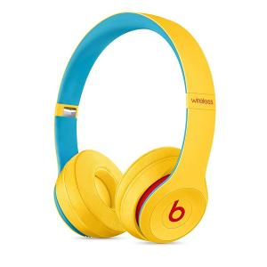 Beats Solo 3 Wireless Headphone Yellow-HV
