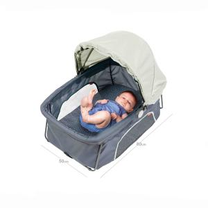 Diono Baby Nest Travel Bed White GM280-3-w-HV