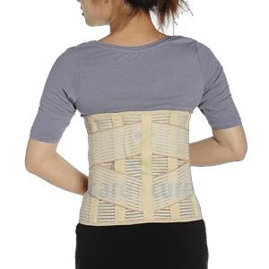Super Ortho 12 Inch Breathable Lumbar Support B5-028-HV