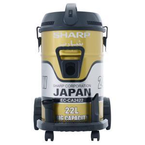 Sharp EC-CA2422-Z Vacuum Cleaner, 2400W-HV