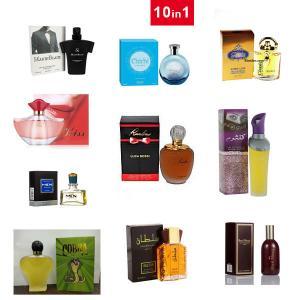 10 in 1 Perfume Combo-HV