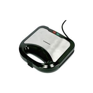 Olsenmark OMGM2321 2 Slice Sandwich Toaster, Black-HV