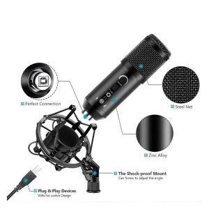 High Quality Studio Pro Microphone Filter Set-HV
