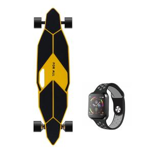 FOR ALL E skate board with F9 Smart watch-HV