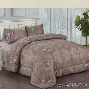 Roman King Size Comforter Set 4 pcs- 018-HV