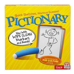 Pictionary Board Game- DKD49-HV