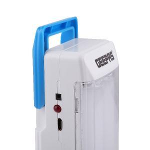 Geepas GE53013 Rechargeable LED Emergency Lantern 2pcs Combo-HV