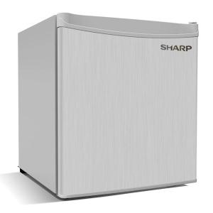 Sharp SJ-K75X-SL3 Mini Bar Refrigerator 65L, Silver-HV