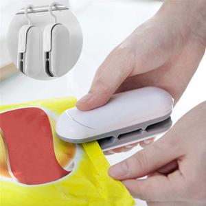 GO HOME 2 in 1 Portable plastic sealing and opening device-HV