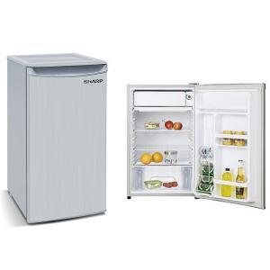 Sharp 1-Door Refrigerator 155L SJ-K155X-WH3-HV