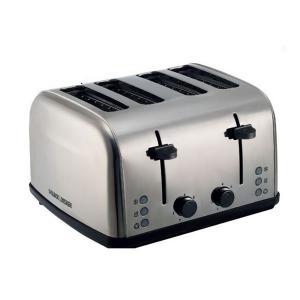 Black + Decker 4 Slice Toaster ET304-B5-HV