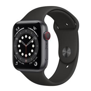 Apple Watch Series 6 44 MM, Black-HV