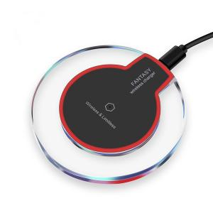 GO SMART Mini Universal QI Wireless Charger-HV