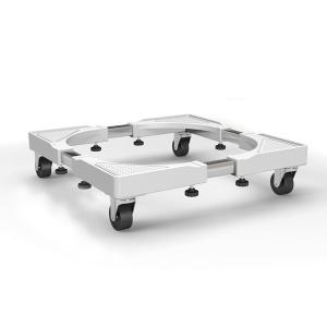 Adjustable & Movable Support Base for Dryer, Washing Machine and Refrigerator-HV