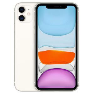 Apple iPhone 11 4GB RAM 64GB Storage, White-HV