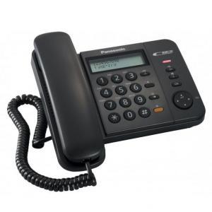 Panasonic KX-TS560FX Corded Phone With Caller ID-HV