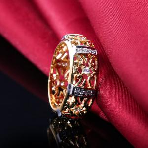 SIGNATURE COLLECTIONS SGR009 Dragons Girl Mystic Ring -HV