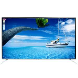 Geepas GLED6538SEUHD 65 Inches 4K Ultra HD Smart LED TV, Black-HV