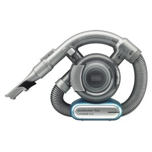 Black+Decker 14.4v Lithium Flexi Dustbuster With Pet Hair Removal Tool PD1420LP-GB-HV