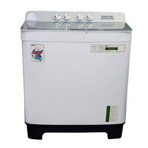Geepas GSWM18014 Twin Tub Semi Automatic Washing Machine 12kg-HV