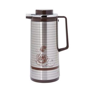 Krypton KNVF6068 1.3 L Stainless Steel Double Glass Liner Vaccum Flask-HV
