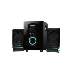 Olsenmark OMMS1169 2.1 Channel Multimedia Speaker with Remote Control-HV