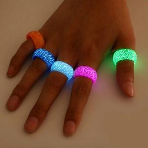 Signature collections Magic Glow Luminous Rings-HV