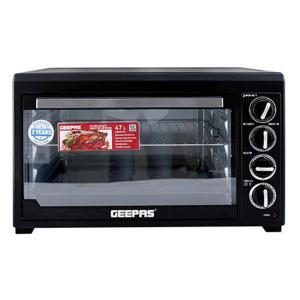 Geepas GO4451 47 Litre Electric Oven with Rotisserie-HV