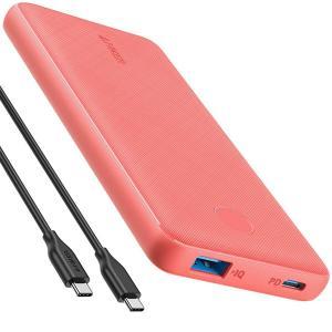 Anker A1231H52 PowerCore Slim PD 10000mAh Power Bank Pink-HV