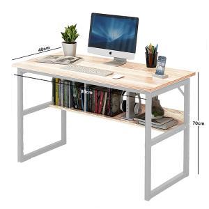 Simple Desk For Livingroom White GM549-1-w-HV