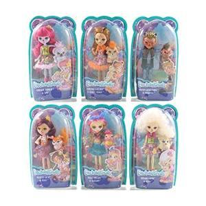 Barbie Enchantimals Non-Core Dolls Assorted- FNH22-HV