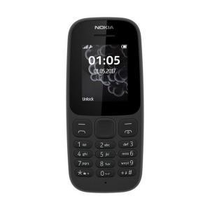 Nokia 105 Dual SIM Black-HV