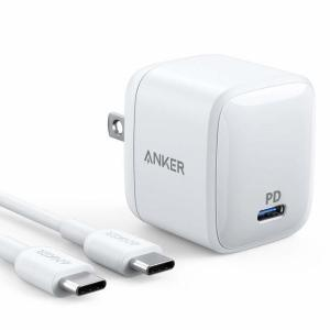 Anker B2019KD1 PowerPort PD 1 with Type-C to Lightning cable-HV