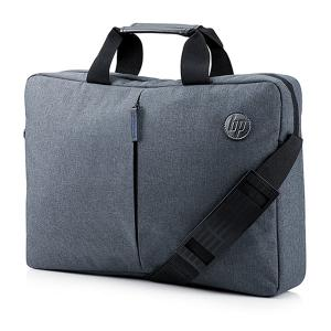 HP K0B38AA 15.6 Value Top Load Laptop Shoulder Strap Bag Grey-HV