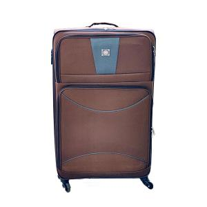 QTS 20-Inch Travelling Trolley, Brown-HV