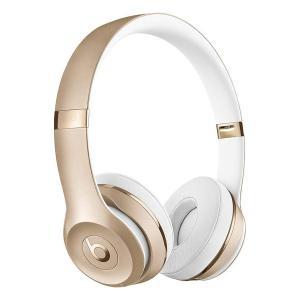 Beats Solo 3 Wireless Headphone Satin Gold-HV