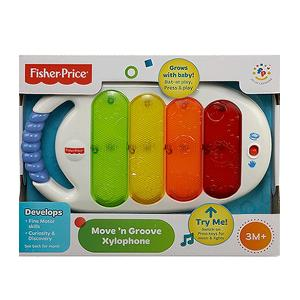 Fisher Price Tap N Play Xylophone- BLT38-HV