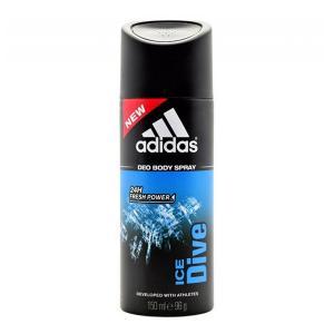 Adidas Ice Dive Body Spray 150ml-HV