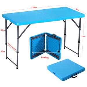 Home Dining And Portable Outdoor Tool Blue GM542-b-HV