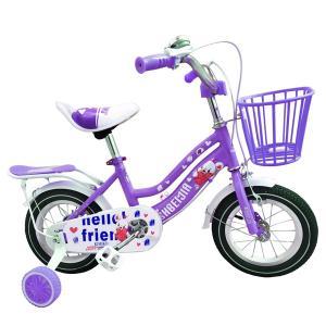 14 Inch Girls Cycle Purple GM3-pur-HV