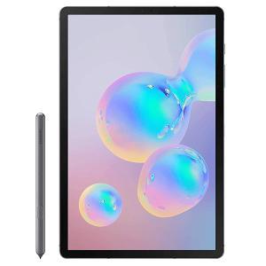 Samsung SM-T865 Galaxy Tab S6 10.5 Inch 6GB RAM 128GB Storage 4G LTE, Mountain Grey-HV