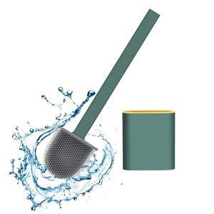 Revolutionary Silicon Flex Toilet Brush-HV