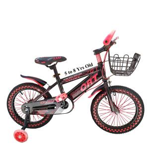 16 Inch Quick Sport Bicycle Red GM7-r-HV