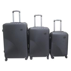 3 IN 1 Professional Airway 4 Wheel Trolley Bag Black Color-HV
