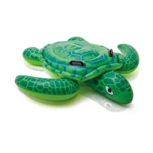 Animal Shape Water Inflatable Bed Little Sea Turtle-HV