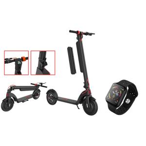 FOR ALL FX 8 Electric Foldable scooter with F9 smartwatch-HV