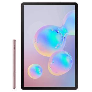 Samsung SM-T865 Galaxy Tab S6 10.5 Inch 6GB RAM 128GB Storage 4G LTE, Rose Blush-HV