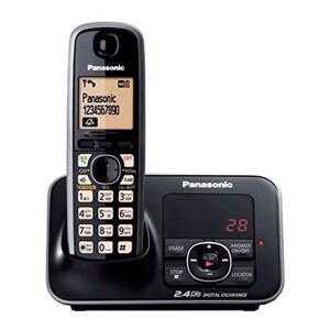 Panasonic KX-TG3721BX Wireless Cordless Phone -HV