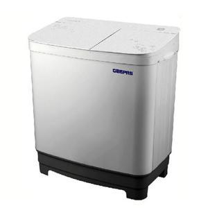 Geepas GSWM6466 Semi Automatic Washing Machine with Twin Tub 8.2Kg-HV
