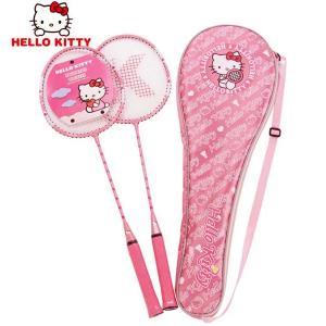 Hello Kitty Badminton Racket Pink-HV